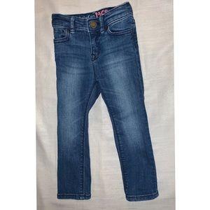 Baby Gap Toddler Girl Mini Skinny Jeans
